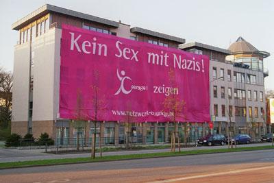 Kein Sex mit Nazis in HRO